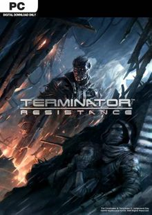 Terminator: Resistance PC cheap key to download