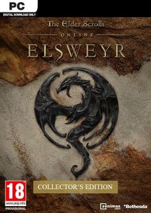 The Elder Scrolls Online - Elsweyr Collectors Edition PC cheap key to download
