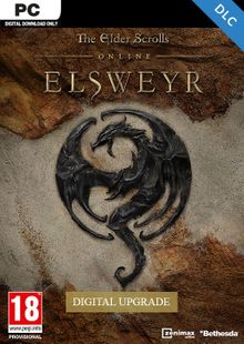 The Elder Scrolls Online - Elsweyr Upgrade PC chiave a buon mercato per il download