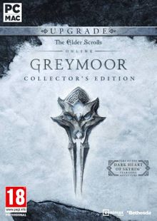 The Elder Scrolls Online - Greymoor Digital Collector's Edition Upgrade PC cheap key to download