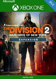 The Division 2 - Warlords of New York - Expansion Xbox One (UK) cheap key to download