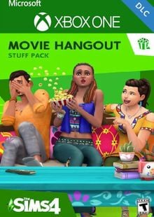The Sims 4 - Movie Hangout Stuff Xbox One (UK) cheap key to download