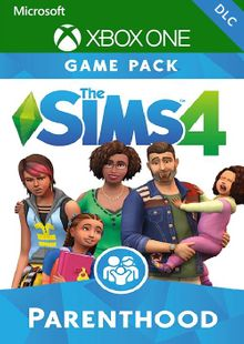 The Sims 4 - Parenthood Game Pack Xbox One (UK) cheap key to download