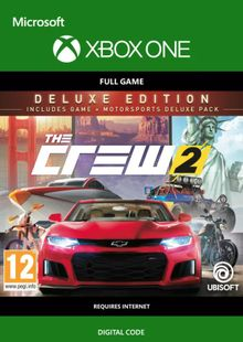 The Crew 2 Deluxe Edition Xbox One cheap key to download