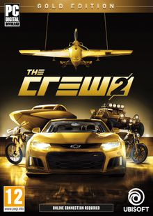 The Crew 2 Gold Edition PC cheap key to download