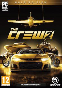 The Crew 2 Gold Edition PC clé pas cher à télécharger