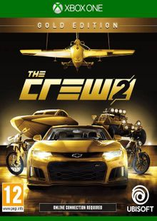 The Crew 2 Gold Edition Xbox One (UK) cheap key to download