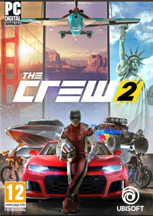 The Crew 2 PC billig Schlüssel zum Download