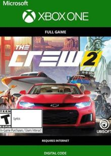The Crew 2 Xbox One (UK) cheap key to download