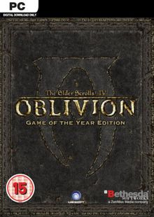The Elder Scrolls IV 4: Oblivion - Game of the Year Edition PC cheap key to download