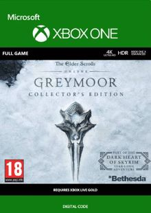 The Elder Scrolls Online: Greymoor Collector's Edition Xbox One cheap key to download