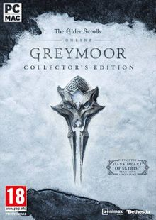 The Elder Scrolls Online - Greymoor Digital Collector's Edition PC cheap key to download