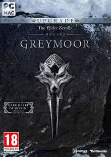 The Elder Scrolls Online - Greymoor Upgrade PC cheap key to download