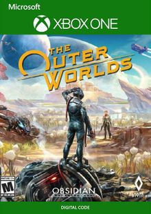 The Outer Worlds Xbox One cheap key to download