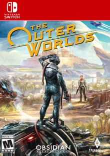 The Outer Worlds Switch billig Schlüssel zum Download