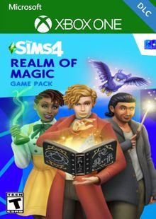 The Sims 4 - Realm of Magic Game Pack Xbox One (UK) cheap key to download