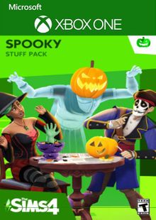 The Sims 4 - Spooky Stuff Xbox One (UK) cheap key to download