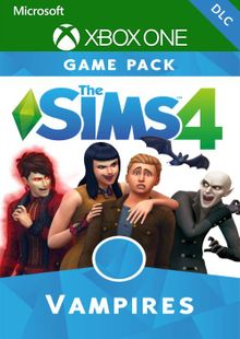 The Sims 4 - Vampires Game Pack Xbox One (UK) cheap key to download