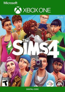 The Sims 4 Xbox One (US) cheap key to download
