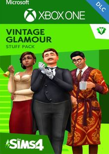 The Sims 4 - Vintage Glamour Stuff Xbox One (UK) cheap key to download
