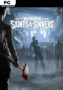 The Walking Dead: Saints & Sinners VR PC cheap key to download