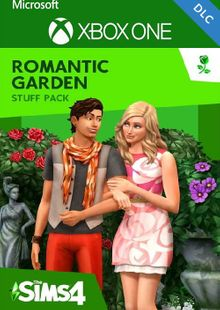 The Sims 4 - Romantic Garden Stuff Xbox One (UK) cheap key to download