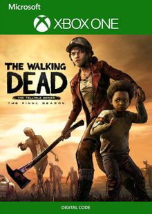 The Walking Dead: The Final Season - The Complete Season Xbox One (UK) cheap key to download