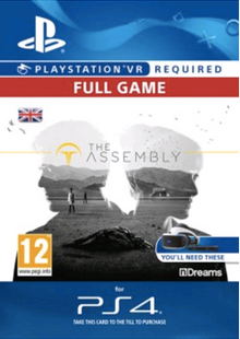 The Assembly VR PS4 cheap key to download