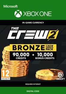 The Crew 2 Bronze Crew Credits Pack Xbox One cheap key to download