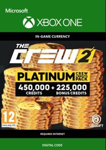 The Crew 2 Platinum Crew Credits Pack Xbox One cheap key to download