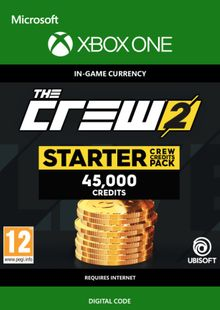 The Crew 2 Starter Crew Credits Pack Xbox One cheap key to download