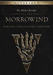 The Elder Scrolls Online - Morrowind Digital Collectors Edition Upgrade PC cheap key to download