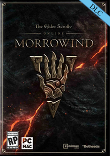 The Elder Scrolls Online - Morrowind Upgrade PC + DLC billig Schlüssel zum Download
