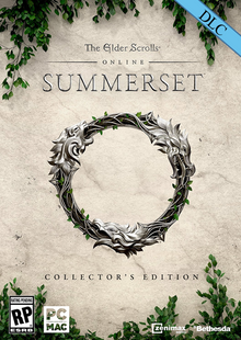 The Elder Scrolls Online Summerset Collectors Edition Upgrade PC billig Schlüssel zum Download