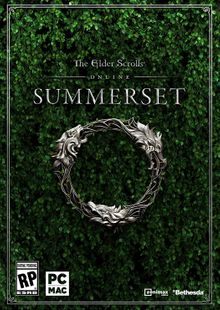 The Elder Scrolls Online Summerset PC + DLC cheap key to download