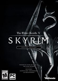 The Elder Scrolls V 5 Skyrim Special Edition PC billig Schlüssel zum Download