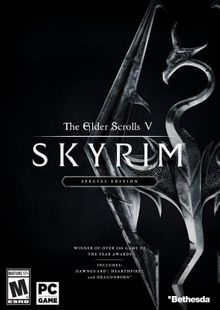 The Elder Scrolls V 5 Skyrim Special Edition PC cheap key to download