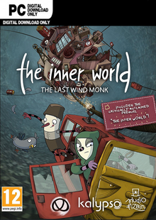 The Inner World - The Last Wind Monk PC cheap key to download