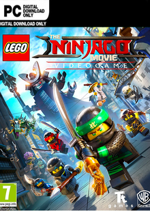 The Lego Ninjago Movie Video Game PC clé pas cher à télécharger