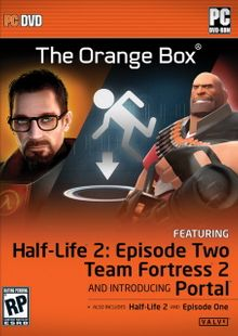 The Orange Box PC cheap key to download