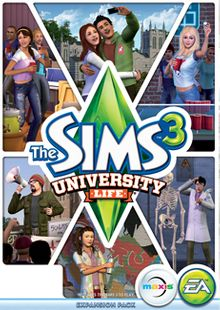 The Sims 3: University Life PC cheap key to download