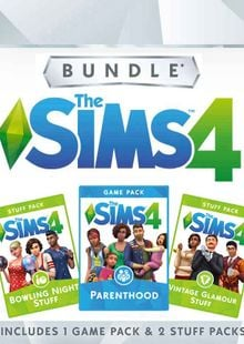 Die Sims 4: Bundle Pack 5 PC billig Schlüssel zum Download