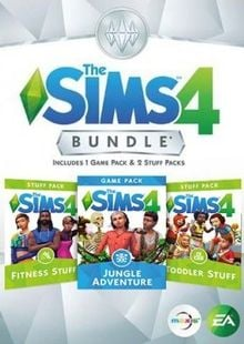 The Sims 4 Bundle Pack 6 PC billig Schlüssel zum Download