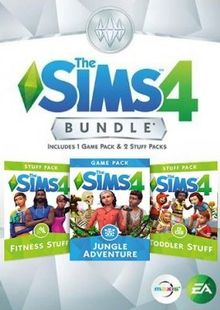 The Sims 4 Bundle Pack 6 PC cheap key to download