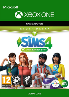 The Sims 4 Cool Kitchen Stuff Xbox One cheap key to download