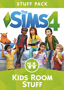 The Sims 4 Kids Room Stuff PC cheap key to download