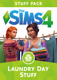 The Sims 4 Laundry Day Stuff PC clé pas cher à télécharger