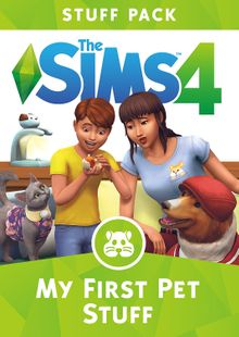 The Sims 4 My First Pet Stuff PC billig Schlüssel zum Download