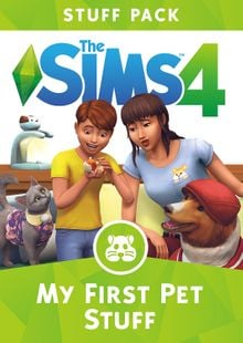 The Sims 4 My First Pet Stuff PC clé pas cher à télécharger