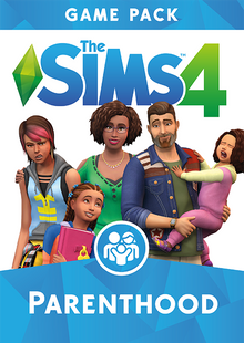 The Sims 4 Parenthood Game Pack PC clé pas cher à télécharger